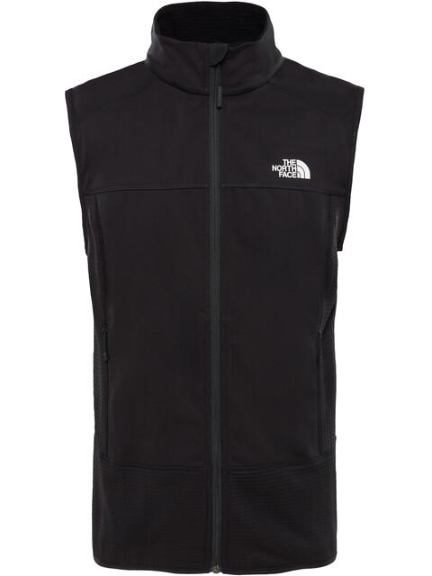 The North Face Hybrid Softshell Vest Men TNF black/TNF black